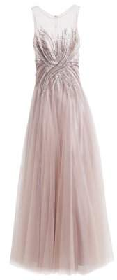 Unique Armelle Blush Gown