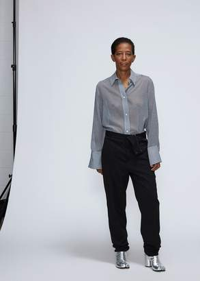 Y/Project Asymmetric Waist Trousers