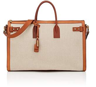 Men's Sac De Jour Canvas Weekender Bag
