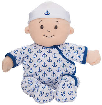 Manhattan Toy Baby Stella Anchors Away 15 Inch Baby Doll Outfit