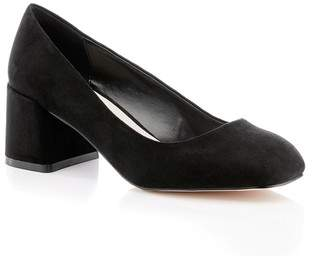 Next Womens Faith Wide Fit Square Heeled Shoes