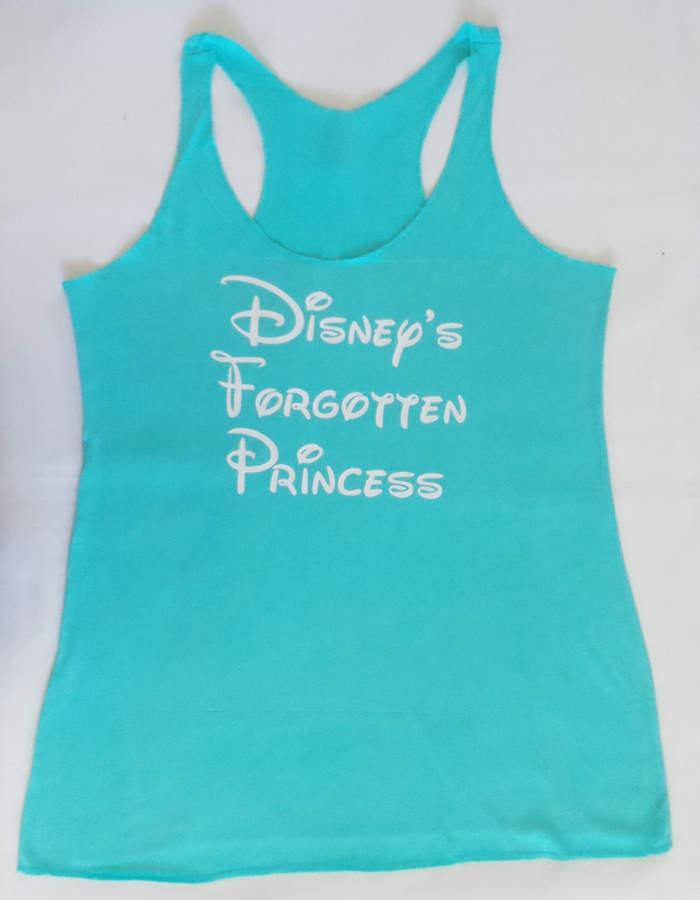 Etsy Disney's Forgotten Princess Tank Tank Top. Running Tank Tops. Gym Tank Top. S M L XL. Fitness. Gym T