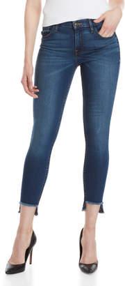GUESS Sofia Curvy Step Hem Skinny Jeans