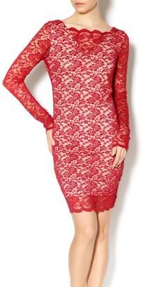 Double Zero Shiraz Lace Dress