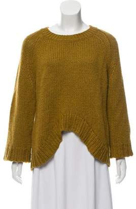 Theyskens' Theory Wool Knitted Sweater