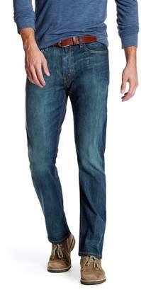 "Levi's 513 Slim Straight Leg Jean - 30-34\"" Inseam $79.50 thestylecure.com"