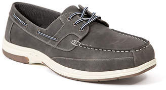 Deer Stags Men's Mitch Memory Foam Casual Comfort Boat Shoe Oxford Men's Shoes