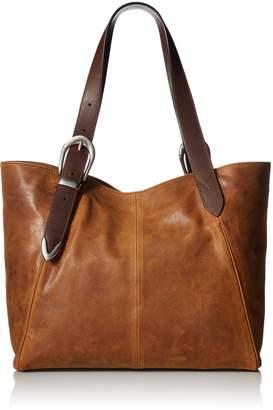 Frye Jacqui Shoulder Leather Tote Bag