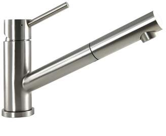 Oskar Kitchen Sink Mixer with Pull Out Finish: Brushed