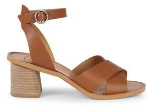 b9cb073c477 Dolce Vita Brown Synthetic Sole Women s Sandals - ShopStyle