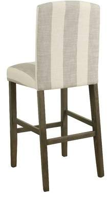 Gracie Oaks Cale Curved Back 30.5 Bar Stool