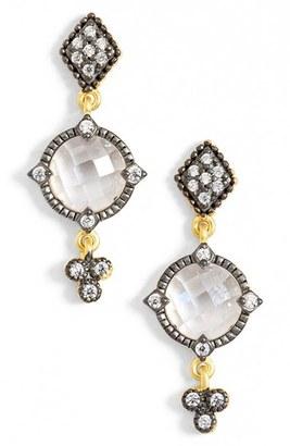 Women's Freida Rothman Metropolitan Drop Earrings $115 thestylecure.com