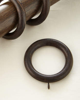 """Vince 3""""Dia. Smooth Drapery Rings"""