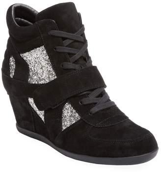 Ash Women's Bowie Leather Sneaker