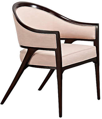 Kate Spade Everdene Accent Chair - Pink Sand