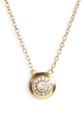 Vince Camuto Round Pendant Necklace