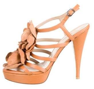 Valentino Platform Sandals