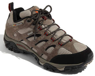 Merrell Moab Waterproof Hiking Shoe - Wide Width Available