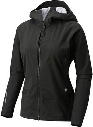 Mountain Hardwear Touren Hooded Jacket - Women's