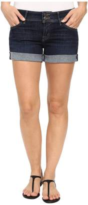 Hudson Croxley Mid Thigh Shorts in Elemental Women's Shorts