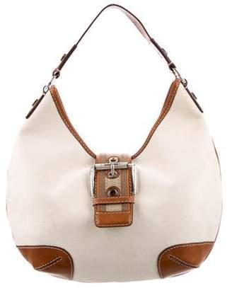 eddc3a5392 MICHAEL Michael Kors Leather Hobo Bags - ShopStyle