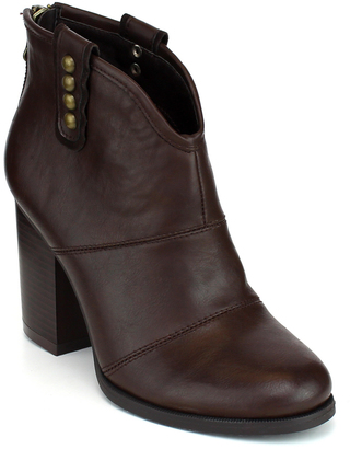 Brown Avenue Boot $49.99 thestylecure.com