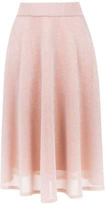 Cecilia Prado Sáli midi knit skirt