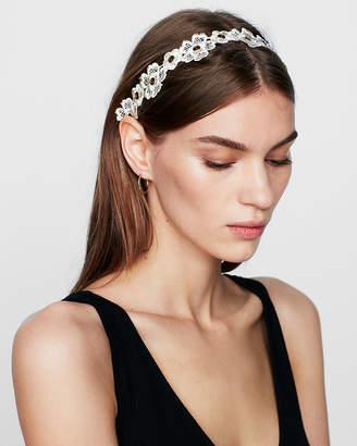 Express Natasha Lace Flower Headband