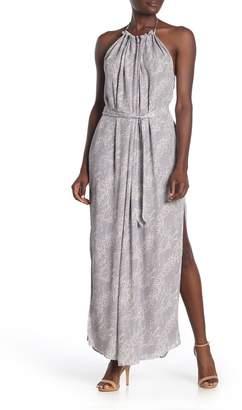 Ramy Brook Naomi Halter Maxi Dress
