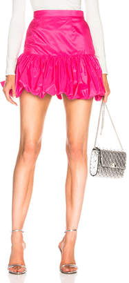 Stella McCartney Ruffle Hem Mini Skirt