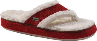 Women's Acorn Acorn Thong Ragg Slipper $39.95 thestylecure.com
