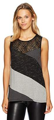 Desigual Women's Remedios Woman Knitted Sleeveless T-Shirt