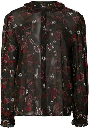 Paige floral blouse