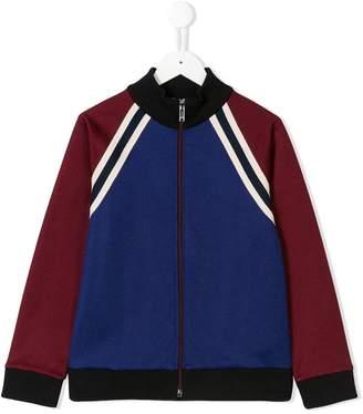 Gucci (グッチ) - Gucci Kids colour block bomber jacket