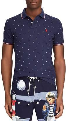 Polo Ralph Lauren Americana Mesh Classic Fit Polo Shirt