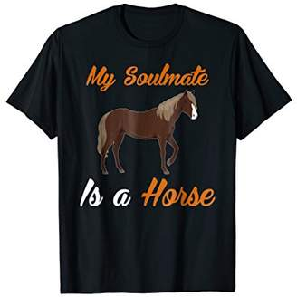 My Soulmate Is A Horse