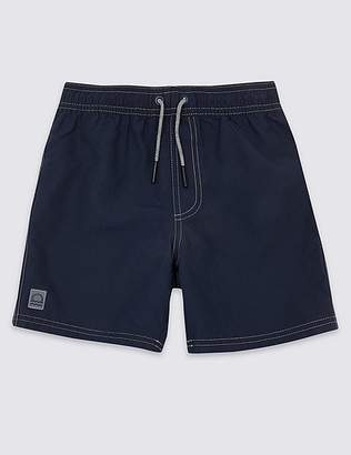 Marks and Spencer Sustainable Drawstring Swim Shorts (18 Months - 16 Years)