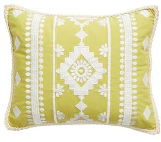 Levtex Omara Embroidered Accent Pillow