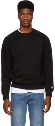 Carhartt Work In Progress Black Chase Sweatshirt