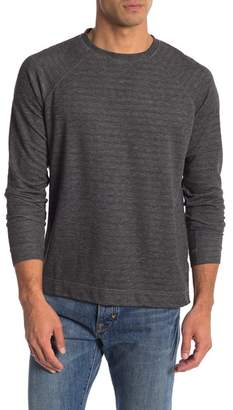 Quinn Heathered Raglan Sleeve Pullover