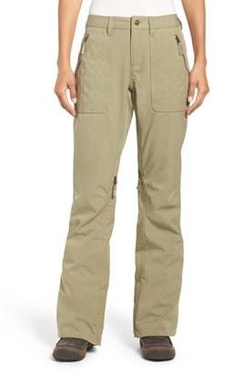 Women's Burton 'Vida' Waterproof Snow Pants $159.95 thestylecure.com