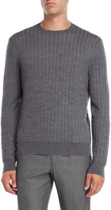 American Designer Stripe Sinne Milos Sweater