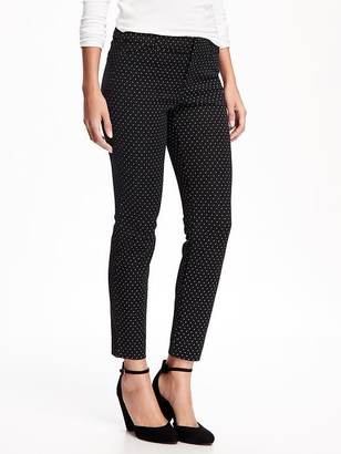 Pixie Mid-Rise Ankle Pants for Women $34.94 thestylecure.com