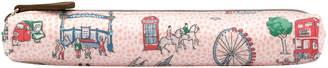 Cath Kidston London Spots Skinny Pencil Case