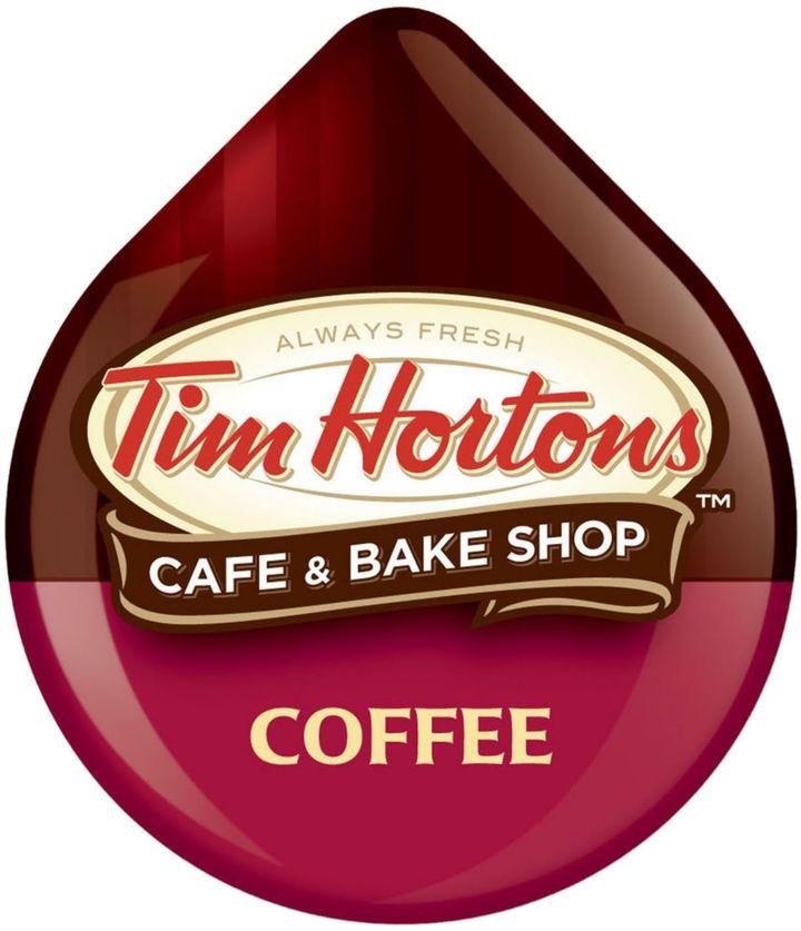 Tim HortonsTM 14-Count Coffee T DISCS for TassimoTM Beverage System
