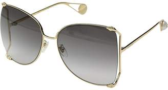 Gucci GG0252S Fashion Sunglasses