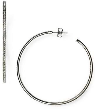 Nadri Pavé Hoop Earrings - 100% Exclusive