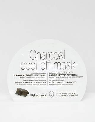Masquebar In.gredients Charcoal Peel Off Mask