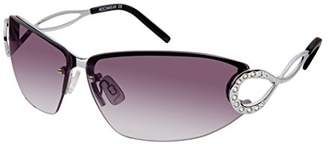 Rocawear Women's R220 Slv Oval Sunglasses