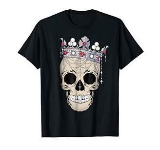 Halloween Gift T Shirt - King Skull Teeth